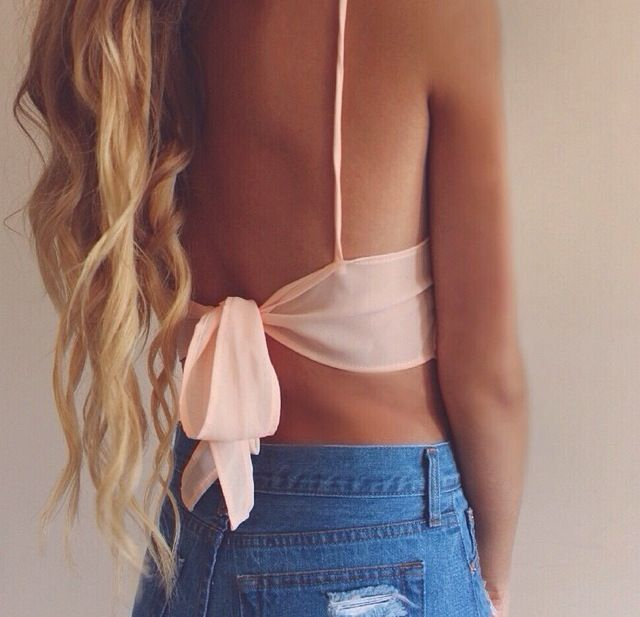 Best 20+ Backless top ideas on Pinterest