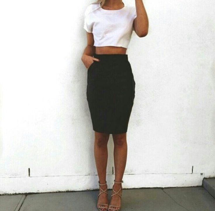 Conjunto de falda •