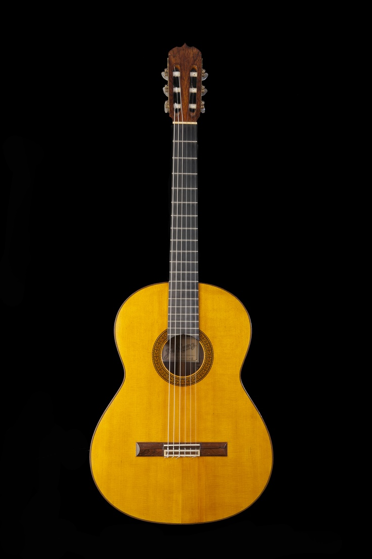 And here is the front of that 1961 Ramirez! Featured in Guitarbench Issue 5. Available by subscription- more info here: http://www.guitarbench.com/2012/09/01/fundraising/