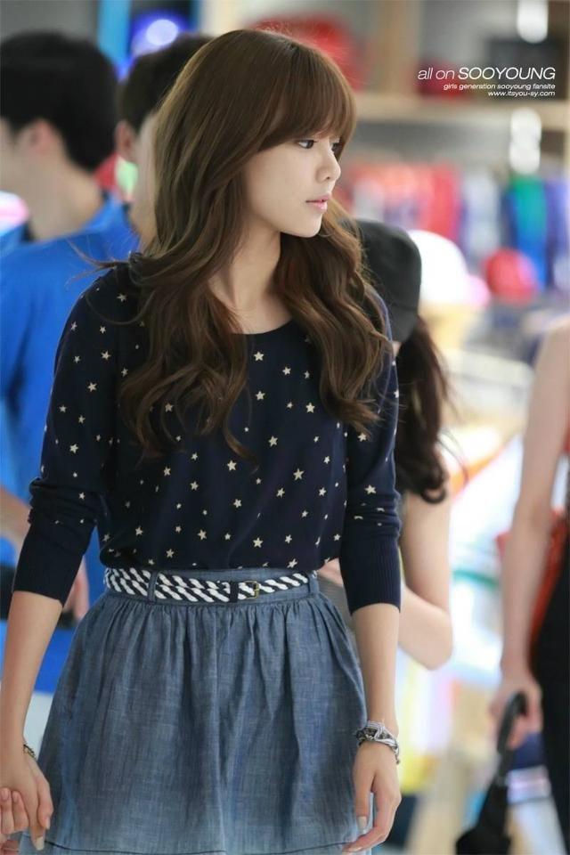 Sooyoung. >> เธอสวยขึ้นทุกวัน อิอิ