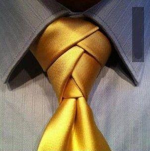 How to tie the Eldredge Tie Knot