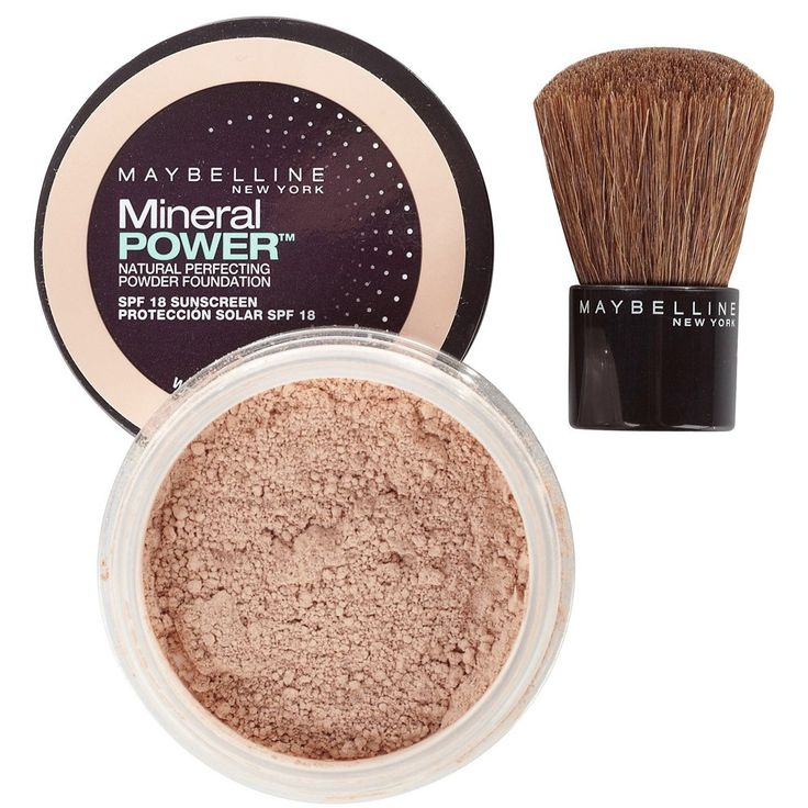 maybelline powder foundation | Maybelline Mineral Power Powder Foundation