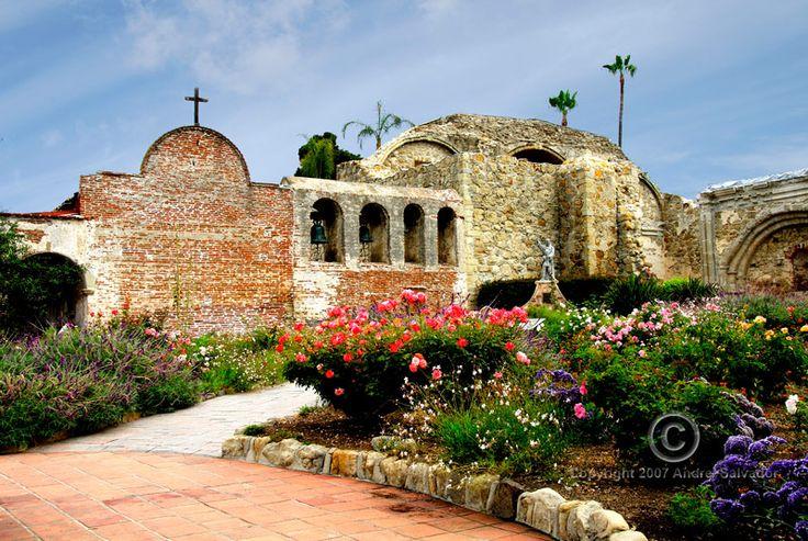 San Juan Capistrano Mission, Santa Ana, California