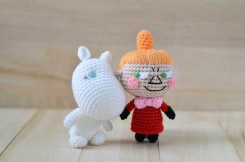 Little My & Moomin :)