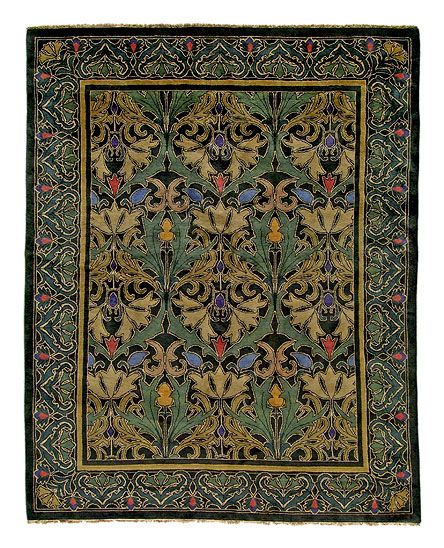 Carpets and rugs for arts crafts style homes craftsman for Arts and crafts style rug