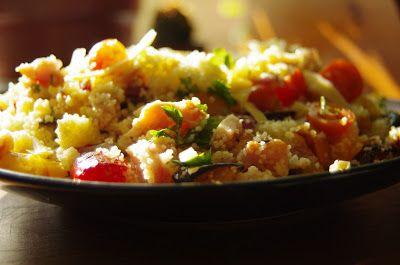 Make Your Day Tasty: Kuskus, kuskus... :)