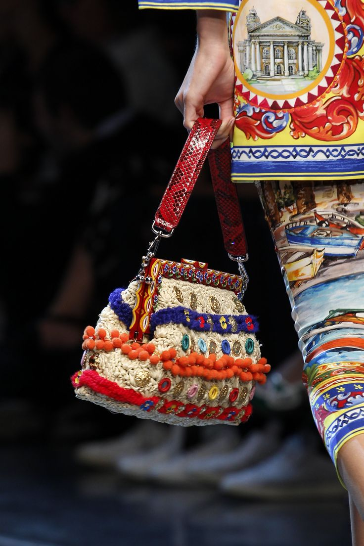 Dolce & Gabbana Spring 2016 Ready-to-Wear Accessories Photos - Vogue