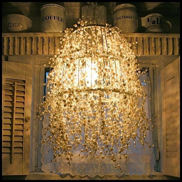 Pearl Strand Lamp