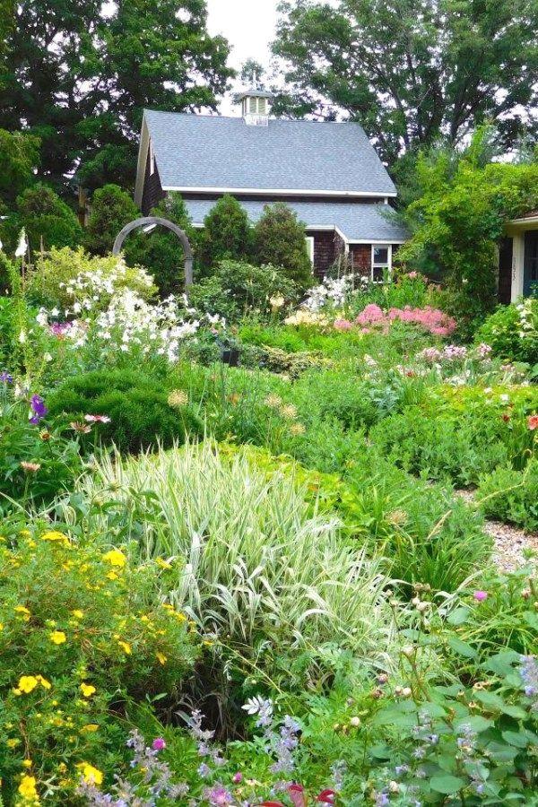 Blooming Gardening Ideas Cottage Garden Design Cottage Garden Garden Design