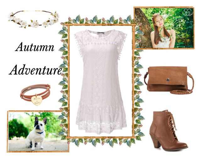 Autumn Adventure by monique-joanne on Polyvore featuring polyvore, fashion, style, Mojo Moxy, Day & Mood, Merci Maman, Cult Gaia and clothing