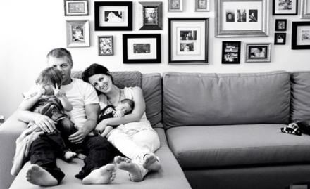 22+ Ideas For Wall Collage Ideas Above Couch Family Photos
