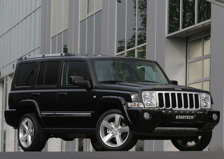 The prime characteristic of 2017 Jeep Commander model is its classic Jeep design. New jeep commander includes a 3.7-Ltr SOHC V-6 engine generating 210hp.