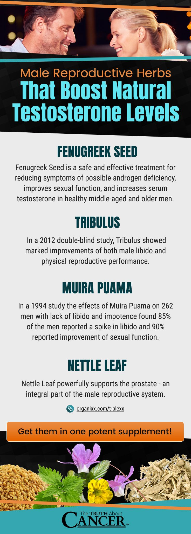 What does natural testosterone do for a man's health? Testosterone is the fundamental life force that makes a man a man, and the driving energy that keeps guys fit, strong, and virile. Many men suffer from various degrees and symptoms of low testosterone. Signs of low testosterone include: Lack of energy, moodiness and irritability, depression, muscle atrophy, loss of libido, etc. Click through to learn about the options to boost testosterone in men! Please re-pin to help us educate others.