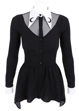 Restyle Luna Shirt, £37.99                                                                                                                                                                                 More