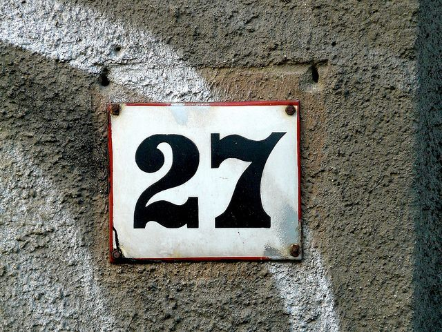 House Number 27 - Budapest Hungary | Flickr - Photo Sharing!