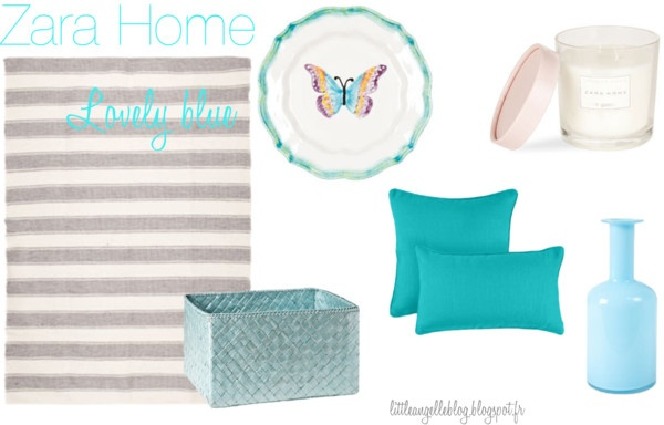 Zara Home Summer 2013 selection