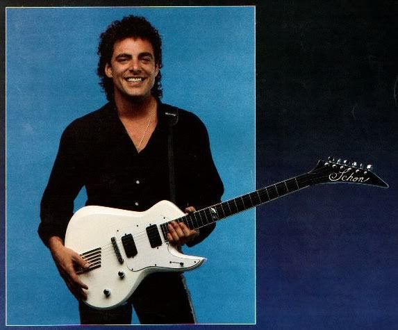 OT: There's a new worst signature model guitar ever - Neal Schon ...
