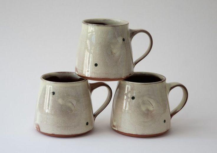 Bethan Jones Dimple Mug