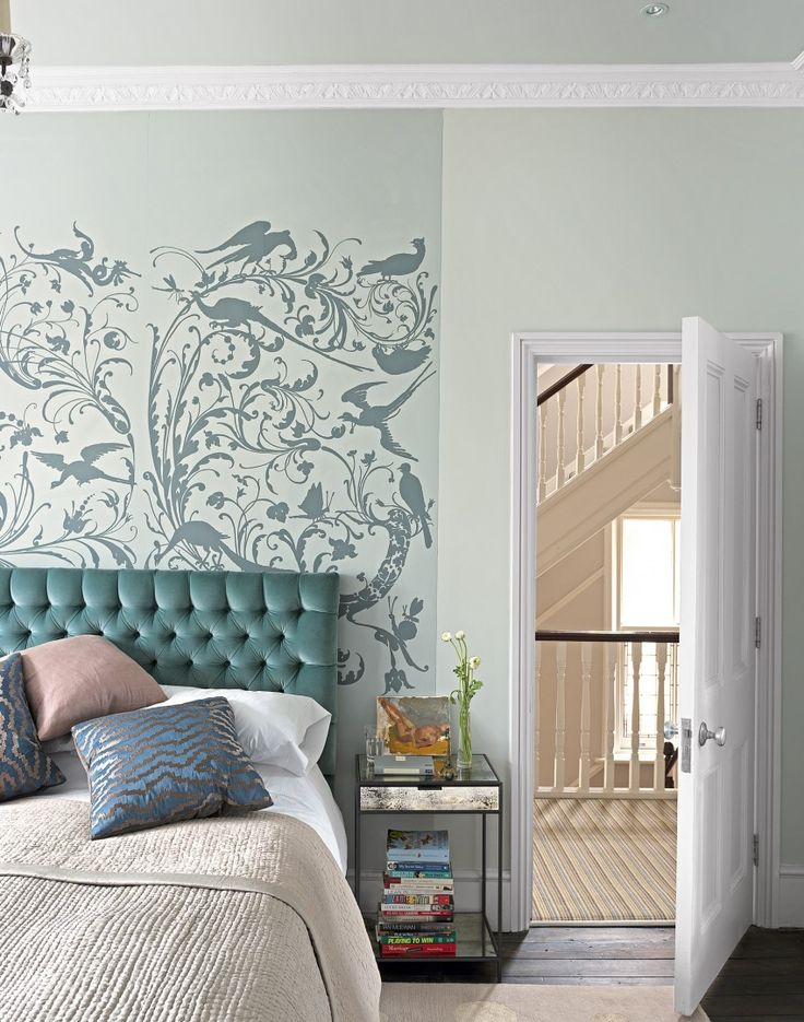 Modern Bedroom Green best 25+ pale green bedrooms ideas on pinterest | green paintings