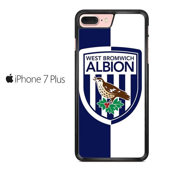 West Bromwich Albion Fc Iphone 7 Plus Case