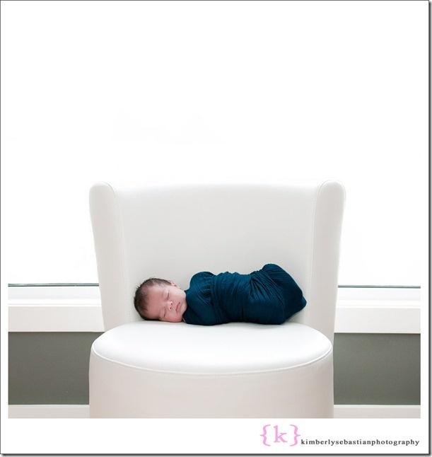 Modern lifestyle - newborns