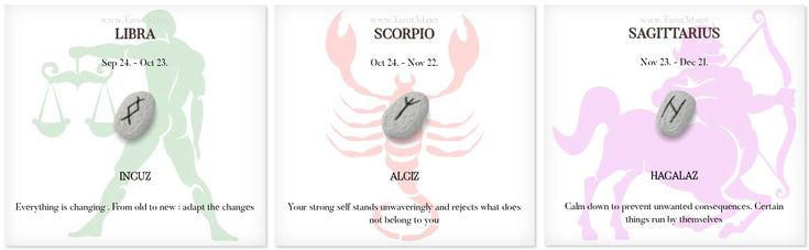 Daily Runescope 1/28/2018 https://www.tarot3d.net/tagesrune/en/horoscope  #Horoscope #Zodiac #libra #scorpio #sagittarius