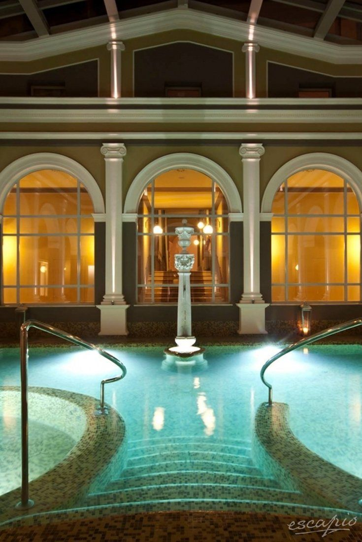14 Indoor Swimming Pool Magnificent With Incredible Designs