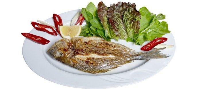 dukan diyeti besin listesi berlam balığı