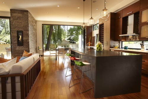 Modern Kitchen Photos Design, Pictures, Remodel, Decor and Ideas - page 8
