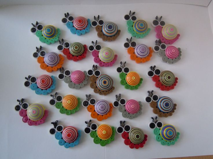 Magnets 2015 - Facebook / Zen Quilling