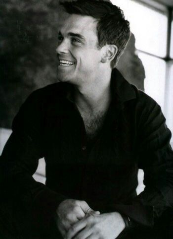 Robbie Williams - still a favourite after all these years