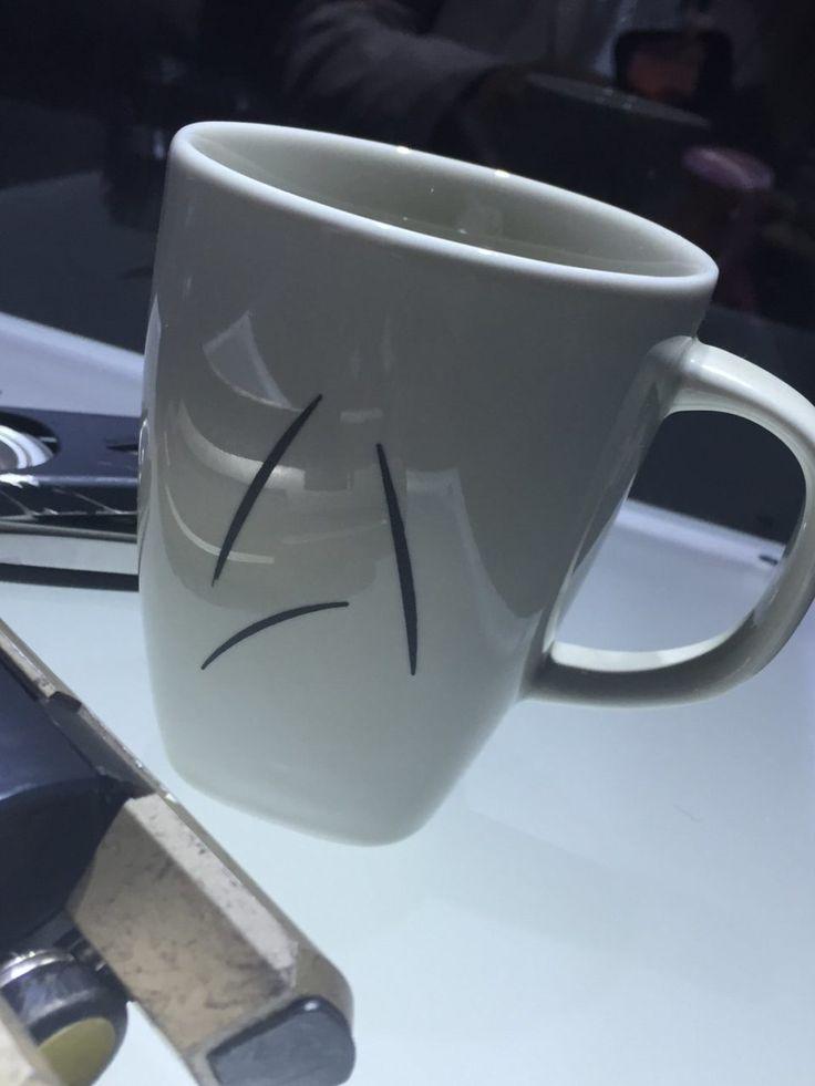 Captain Kirk S Minimalistic Starfleet Logo Mug From Star Trek Beyond I Want Ittttttt