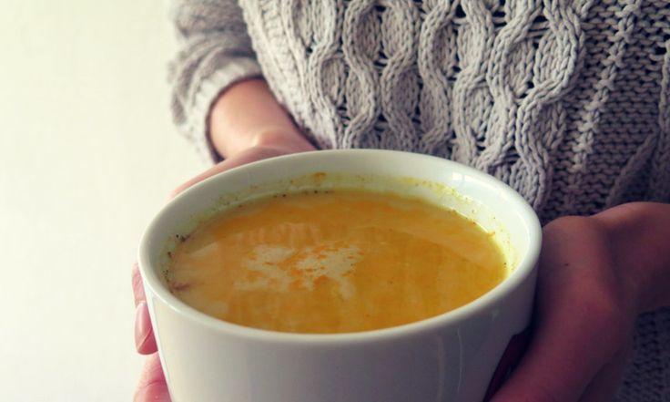 Recipe | Golden Turmeric Milk