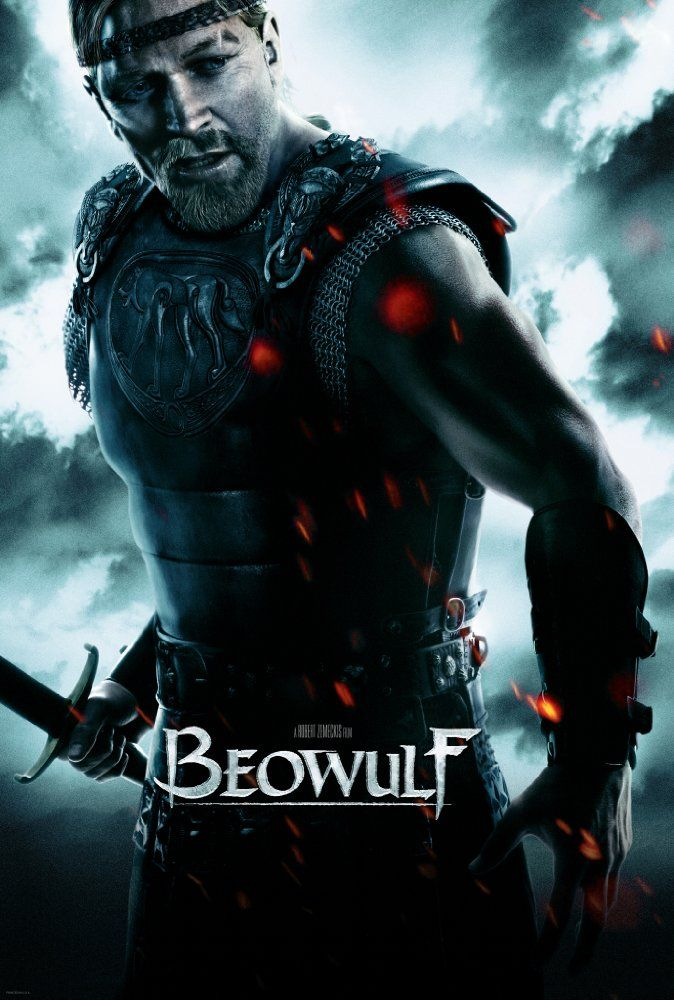 Directed by Robert Zemeckis.  With Ray Winstone, Crispin Glover, Angelina Jolie, Robin Wright. The warrior Beowulf must fight and defeat the monster Grendel who is terrorizing Denmark, and later, Grendel's mother, who begins killing out of revenge.