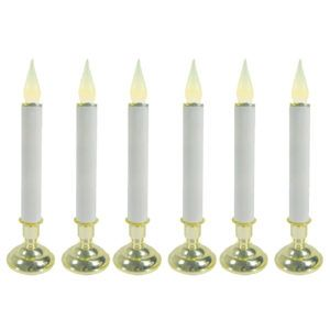 White Light Led Window Candles
