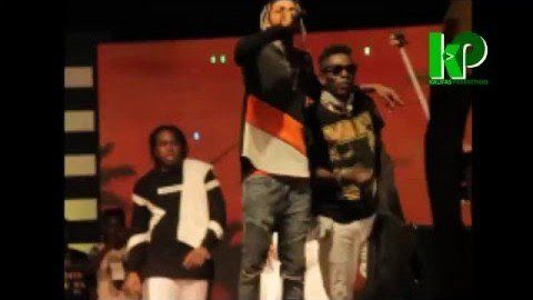 Alkaline Performance With Kranium And Shatta Wale In Ghana [Video] - http://www.yardhype.com/alkaline-performance-with-kranium-and-shatta-wale-in-ghana-video/ Alkaline, Dancehall, Ghana, Kranium, March 2016, Random Videos, Shatta Wale