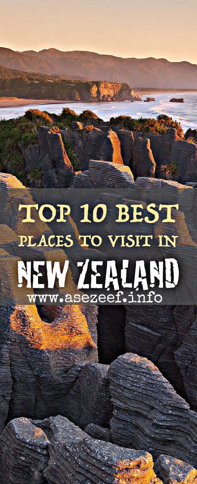 Top 10 Best Places To Visit In NEW ZEALAND🛫🌏🛬  – Nature – #nature #plac… – Cars
