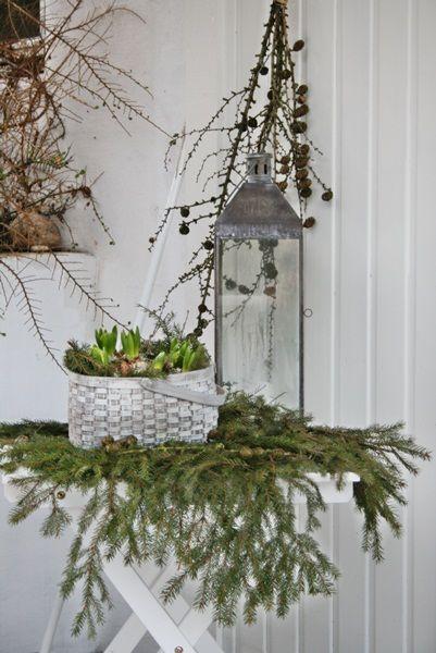 VIBEKE DESIGN rustic Christmas