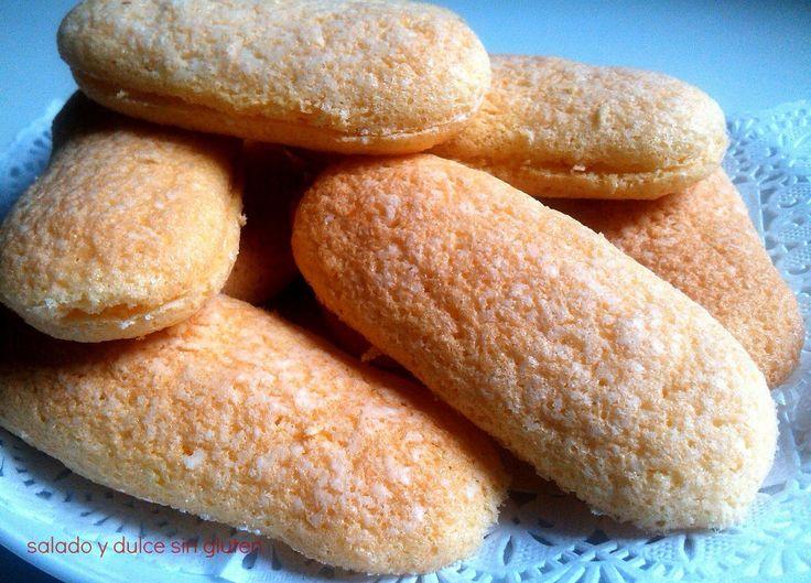 Salado y dulce sin gluten: Bizcochos de soletilla sin gluten