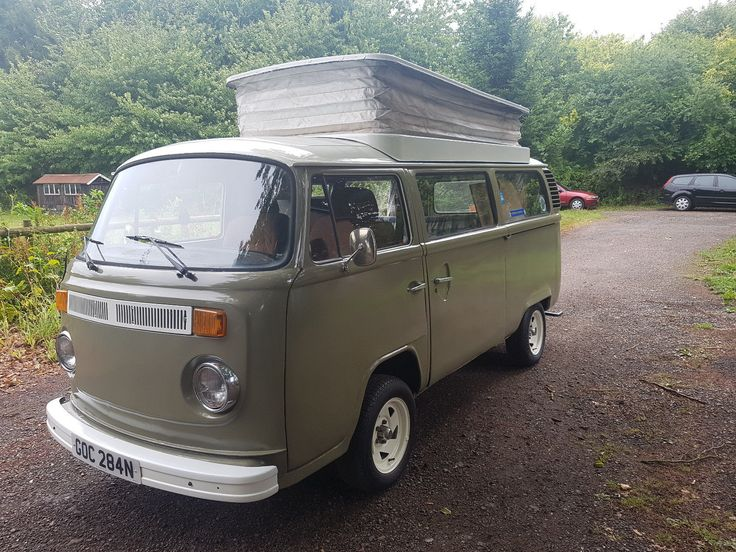 eBay: 1974 VW T2 Bay WIndow Camper Van Semi Restored Clean and Tidy Complete Runs