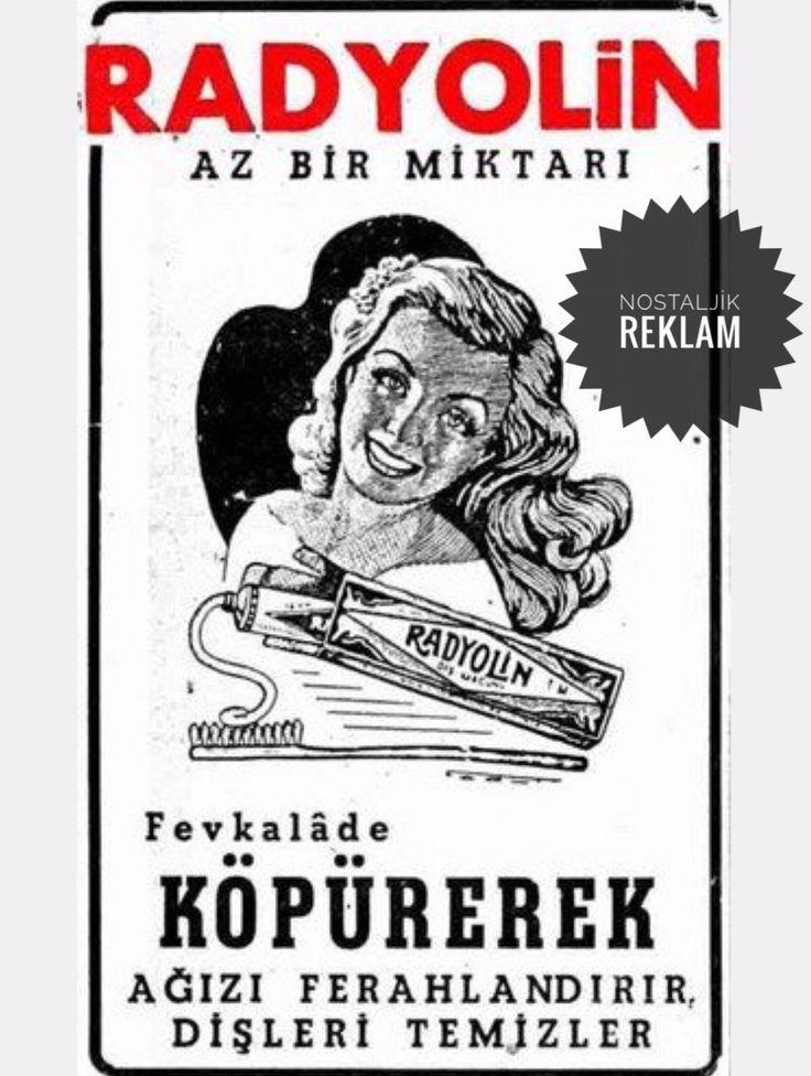 Nostaljik Reklam Arası 🤗 #nerdeindirim #reklam #nostalji #nostaljik #nostaljikreklam #türkiye #radyolin #diş #dişmacunu