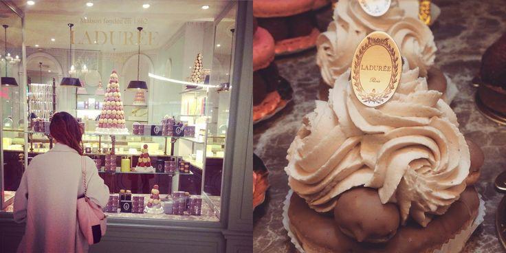 Słodko w Ladurée