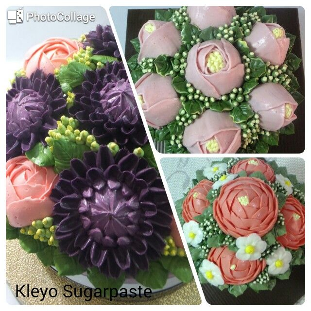 Flowers Buttercream