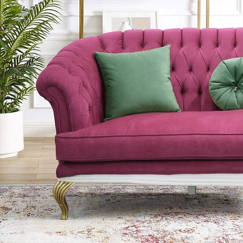 Elegant صالون مودرن تركي Furniture Home Decor Love Seat