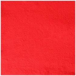 Jevištní samet červený.