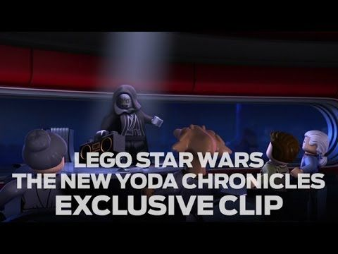 "LEGO Star Wars: The New Yoda Chronicles ""Escape from the Jedi Temple"" Preview Clip"