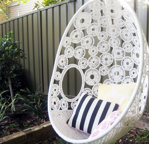 17 best images about hanging pod chairs on pinterest