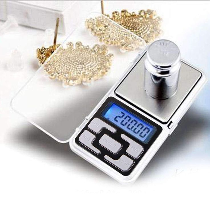 x 0.01g LCD Digital Pocket Scales Portable Jewelry Balance Measuring Scales with #jewelry #lcd #portable #balance  https://seethis.co/aBRAa0/