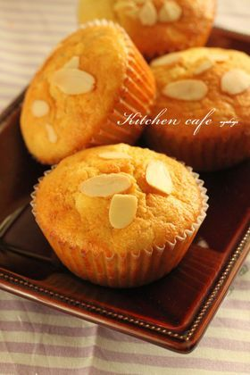 「クリームチーズバナナマフィン」uzukaji | お菓子・パンのレシピや作り方【corecle*コレクル】