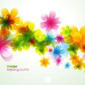 Vektorové květ — Stock vektor